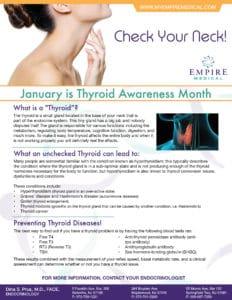 January Awareness 2
