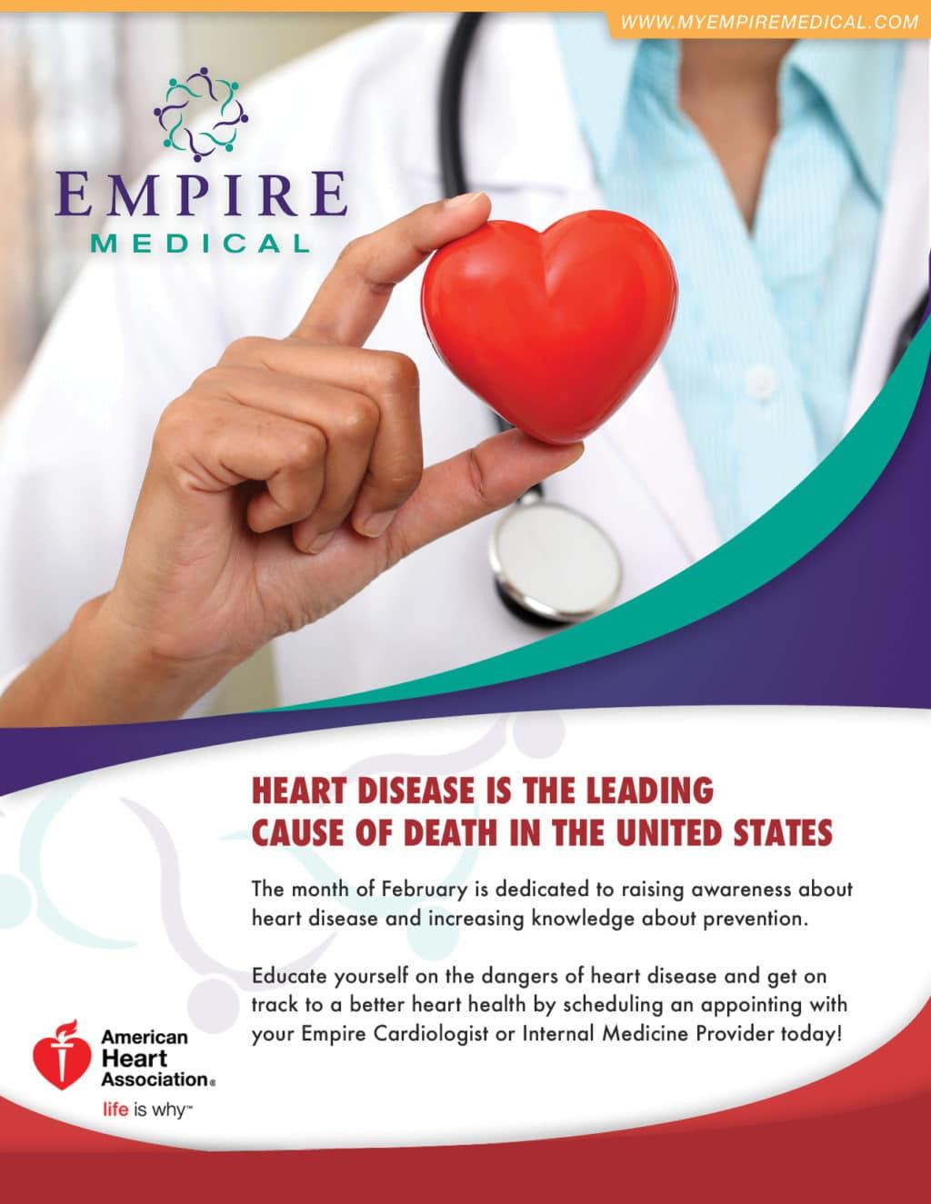 American Heart Month |February Health Awareness