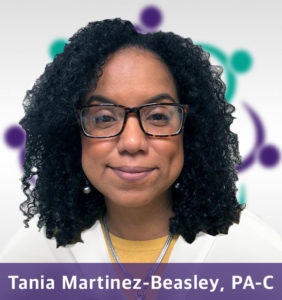 Tania Martinez-Beasley, PA-c